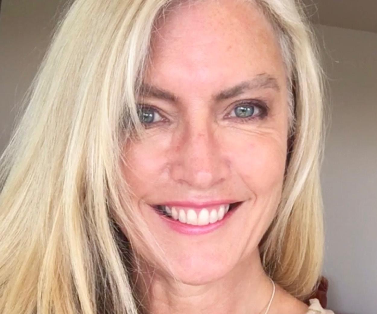 Linda Magistris, Good Grief Speaker