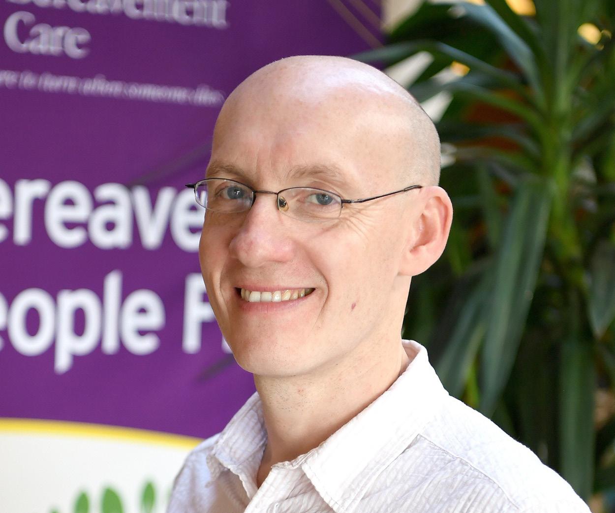 Andy Langford, Good Grief Facilitator