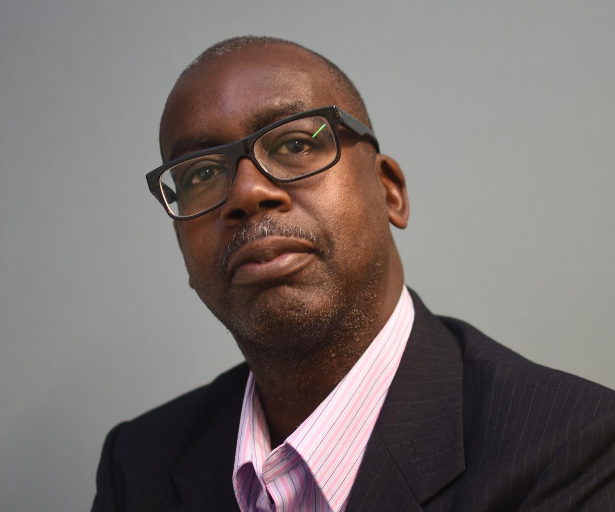 Patrick Vernon, Good Grief speaker