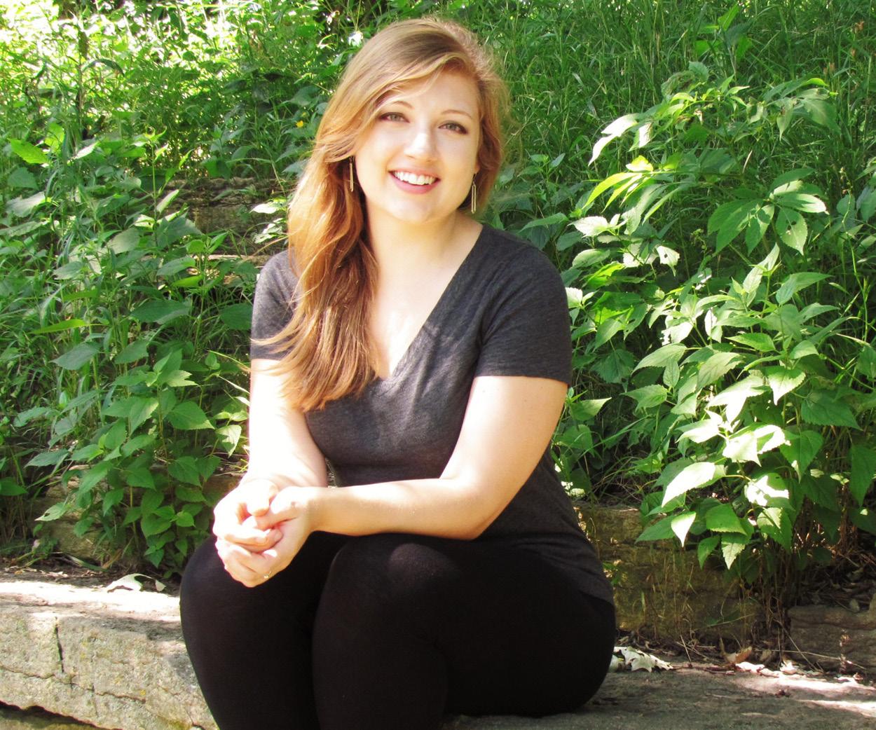 Shelby Forsythia, Good Grief speaker