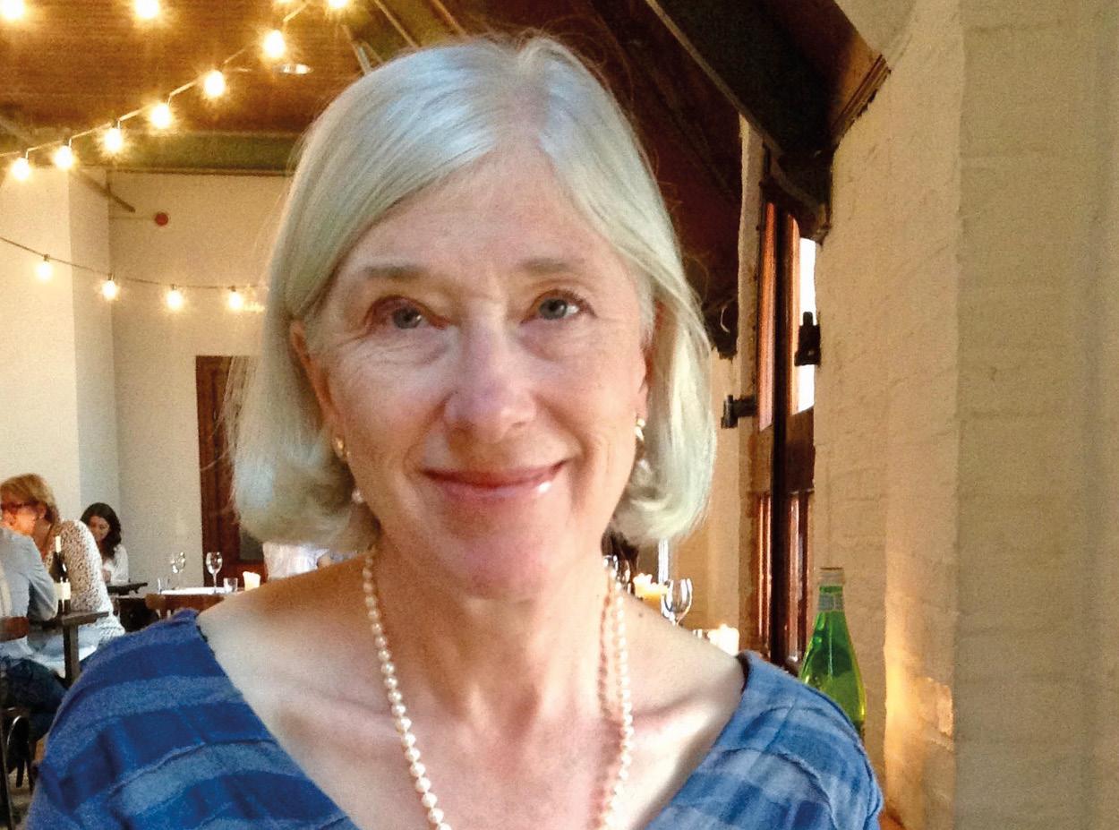 Judith Anderson, Good Grief Speaker
