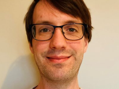 Dr Ian Calvert bio pic